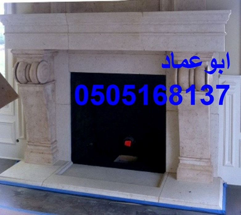 Cast-stone-fireplace-mantels-houston